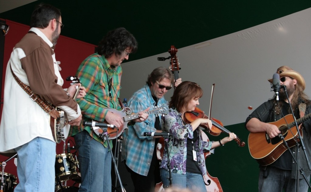 Fig. 3.  The Steeldrivers. (Photo by Kevin Jacobson)